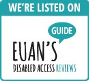 We're Listed on Euan's Guide