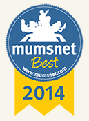 MumsNet Best Badge Award
