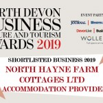 North Devon Business Award Finalist