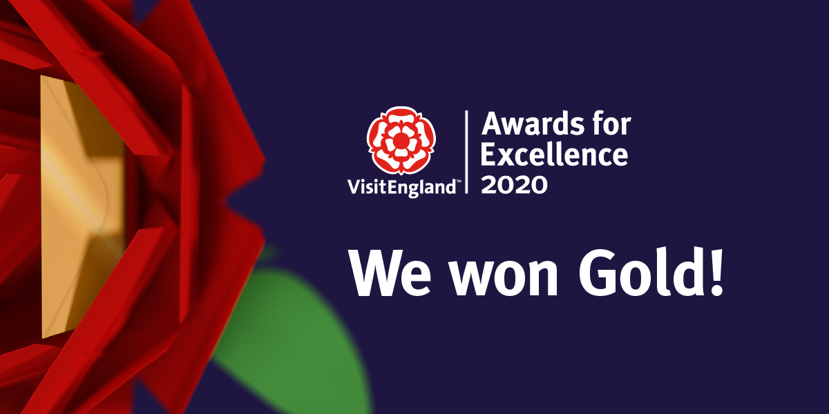 North Hayne Farm Cottages - Gold winners at Visit England 2020 Best Self Catering Accommodation