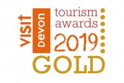 Visit Devon Tourism Awards 2019 Gold in Accessible and Inclusive Tourism
