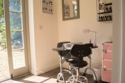 Our new beauty room